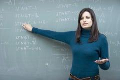 młody nauczycieli Zdjęcie Stock