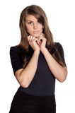Młody przypadkowy kobieta styl Fotografia Stock