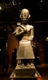 młody Ramses II Wielki Obrazy Stock