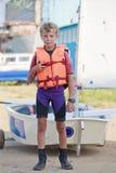 Młody sportowiec Zdjęcie Royalty Free