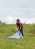 Młody surfingowiec Fotografia Stock
