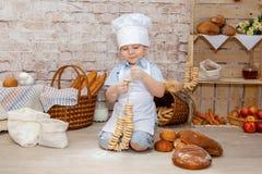 Młody szef kuchni Obrazy Royalty Free