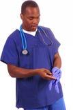 młody zawodowych medycznych. Obraz Stock