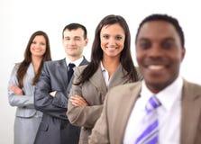 młodzi grup biznesowych ludzie Zdjęcia Stock