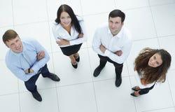 młodzi grup biznesowych ludzie Fotografia Royalty Free