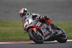 M passini, moto gp 2012 Royalty Free Stock Images
