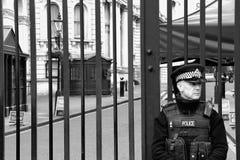 M. politie Stock Foto's