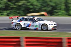 M3 race Car Stock Photo