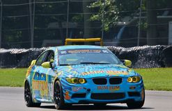 M3 race car Royalty Free Stock Image