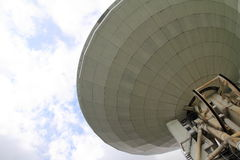 45m radio telescope of Nobeyama radio observatory Stock Images