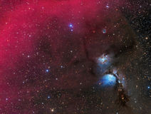M78 Reflection Nebula in Orion Royalty Free Stock Images