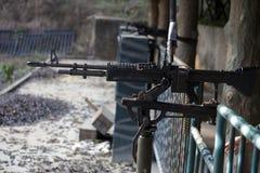 M60 rifle Stock Photo