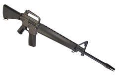 M16 rifle Vietnam War period Stock Image