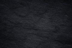 M?rk gr? f?rgsvart kritiserar bakgrund eller naturlig stentextur stock illustrationer