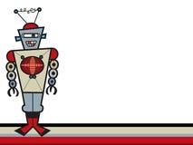 M. robot Images libres de droits