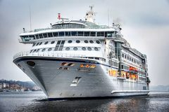 M/S Birka royalty free stock photos