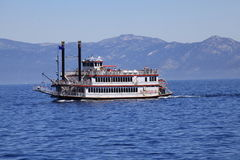 Free M.S. Dixie II Riverboat Royalty Free Stock Images - 32019859