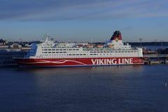 M/S Mariella de Viking Line à Helsinki, Finlande Image stock
