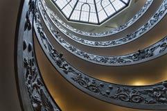 m schodki Vatican zdjęcie royalty free
