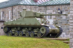 M4 Sherman Stockbild