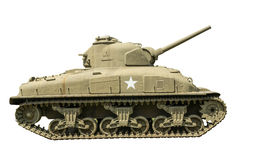 M-4A1 Sherman Tank Fotos de Stock