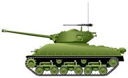 M4 Sherman Tank Immagine Stock Libera da Diritti