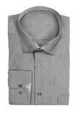Męska szara koszula Obrazy Stock