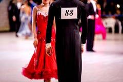 Męska tancerz atleta Obrazy Royalty Free
