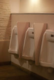 Męska toaleta Fotografia Royalty Free