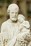 Męski Mannequin z dzieckiem Obraz Stock