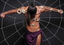 Męski niewolnictwo Obraz Royalty Free