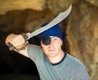 Męski pirat Obraz Stock