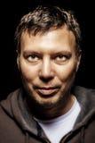 Męski portret Zdjęcie Royalty Free