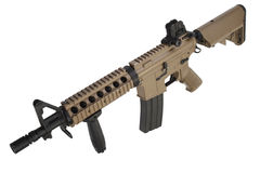 M4 special forces rifle Stock Photography