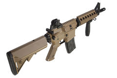 M4 special forces rifle Royalty Free Stock Photos