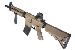 M4 special forces rifle Stock Image