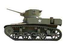 M-3A1 Stuart Light Tank arkivbild