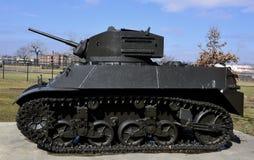 M3 Stuart Tank royaltyfri foto