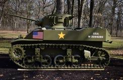 M5 Stuart Tank fotografie stock