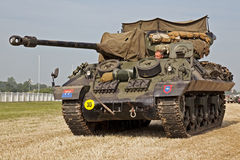 M36 tank destroyer Royalty Free Stock Images