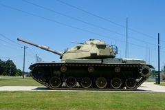M60A1 Tank Stock Photos