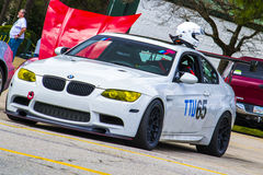 M3 Track Car Royalty Free Stock Photo