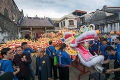 200m vóór paradeverblijf bij Timmerlieden` Gilde bij Liefdesteeg Royalty-vrije Stock Fotografie