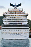 M/V Carnival Dream stern Stock Photo