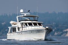 M-/Yaffärsföretagen - rutt till Seattle Royaltyfri Foto
