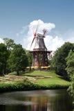 Młyn, Bremen, Niemcy Zdjęcia Royalty Free