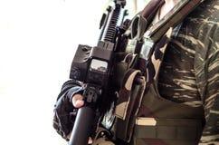 M4 zakresu naramienna patka zdjęcia stock