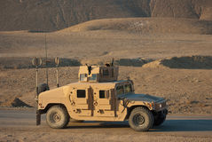 M1114 HMMWV Royalty Free Stock Photo