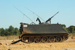 M113 Armored Personnel Carrier Stock Photos