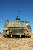 M113 Armored Personnel Carrier Royalty Free Stock Photography